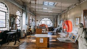 Unike håndtverks/kunstner studioer