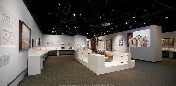 War & Medicine, Canadian War Museum