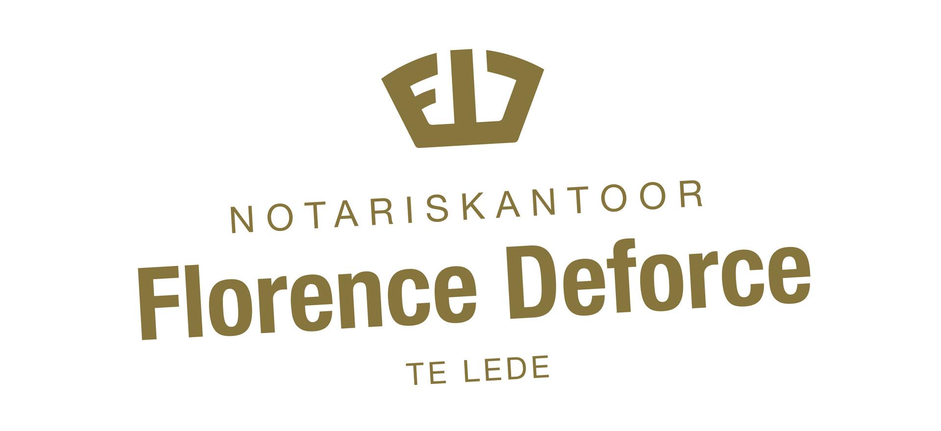 Notariskantoor Florence Deforce