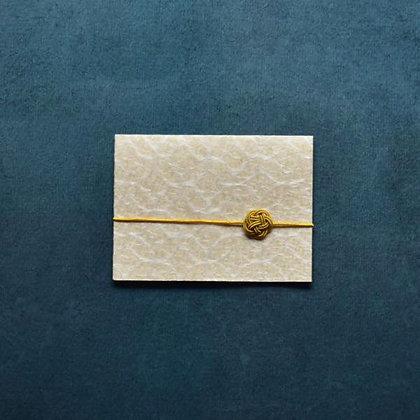 メッセージカード二つ折り 土佐和紙(うすこう)
