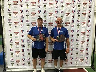2019 Slug Fest Men's Doubles 4.0 Bronze
