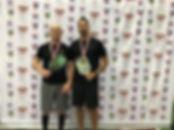 2019 Slug Fest Men's Doubles 4.5 Gold Me