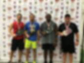 2019 Slug Fest Men's Doubles 4.0 Gold &