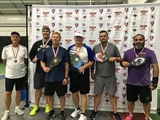 2019 Slug Fest Men's Double Medal Winner