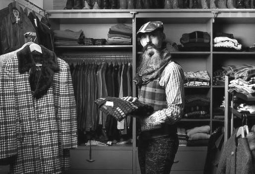 My Secret Melbourne: Richard Nylon for The Age