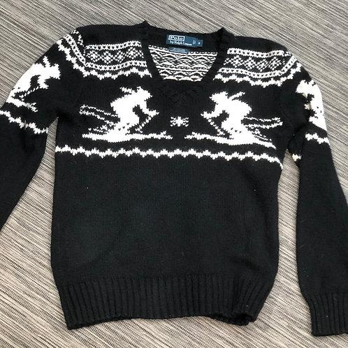 Ralph Lauren Intarsia Knitt