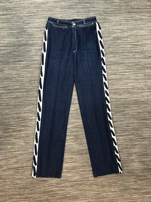 1970s Mr Blackwell Jeans