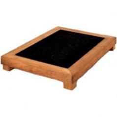 Plate en Basalte