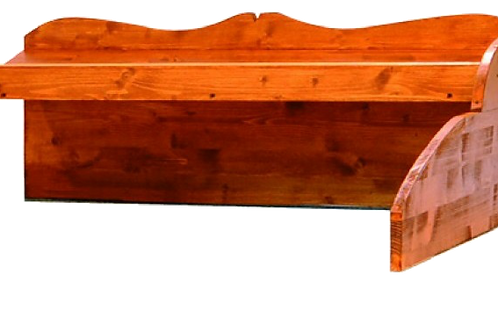 Étager en bois