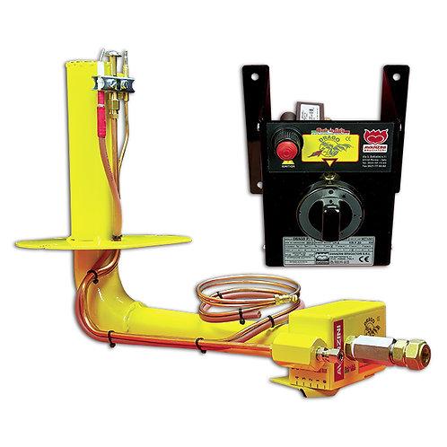 Brûleur à gaz - Avanzini P1 / P1 Plus / P2