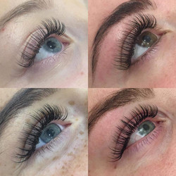 individual lash extensions