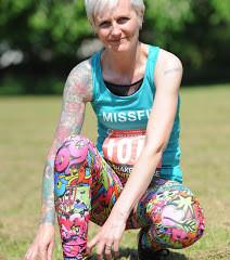 My Unfashionable Cancer Marathon