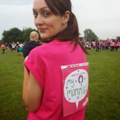 Race For Life – Sutton Park 7th June 2014
