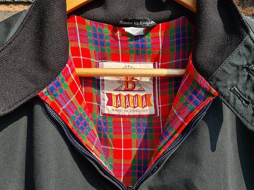 Vintage 1980s Baracuta Harrington Jacket L