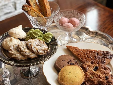 《 マジョレルカフェ 》 第3弾期間限定 焼菓子8種セットをオンラインショップで販売開始しました。