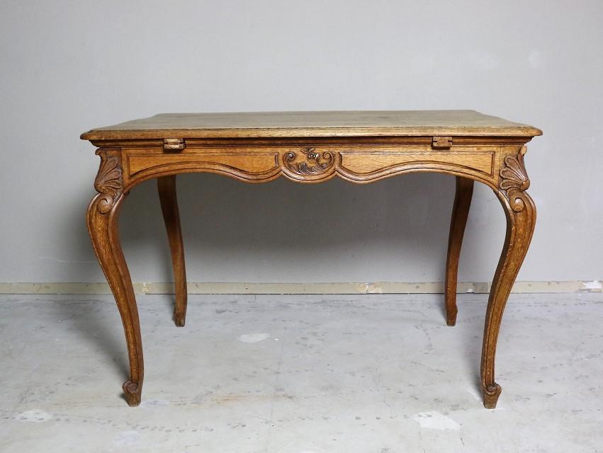 ルイ15世様式 オーク フレンチテーブル