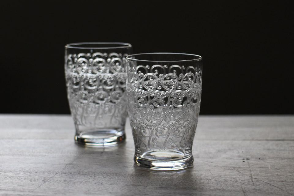 バカラ クヴィユ ショットグラス