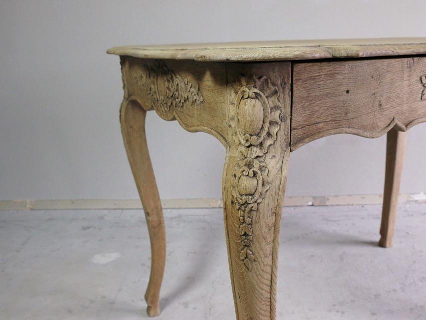 オーク フレンチテーブル