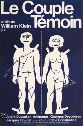 モデルカップル 1976年 ウィリアム・クライン監督・画