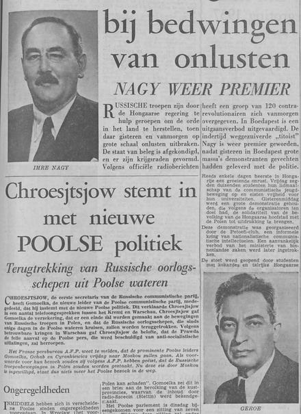 Algemeen Handelsblad 24 oktober 1956