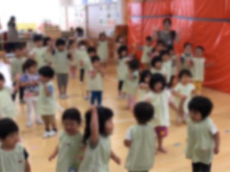 【幼保施設防災】クランテテ三田の6月防災訓練