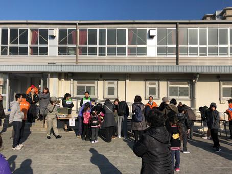 横浜市鶴見区の災害医療訓練を見学しました!