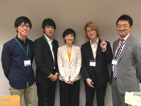 名古屋大学内田良准教授の講演を聞いてきました!