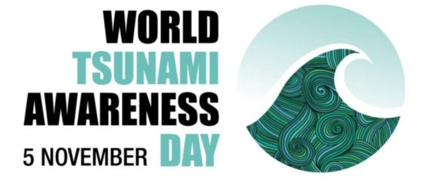 World Tsunami Awaireness Day