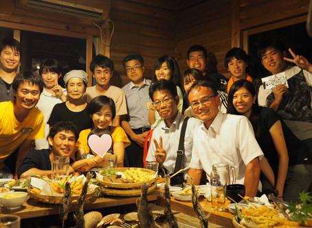 キャンプ2日目は愛南町で過ごしました!