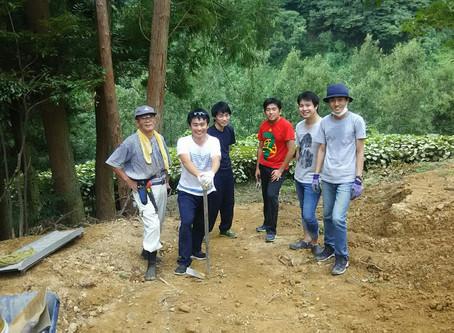 西日本豪雨の被災地へボランティアに行って来ました