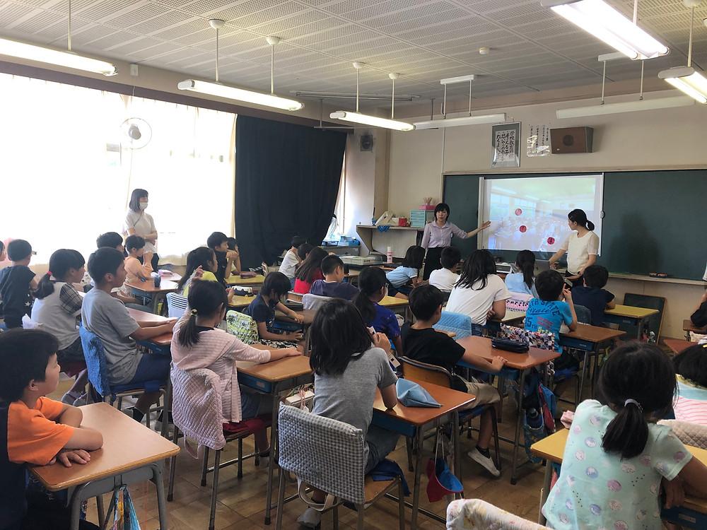 5-2 教室