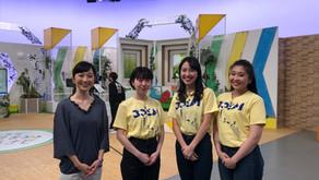 NHK『明日をまもるナビ』に出演しました(5/9放送)