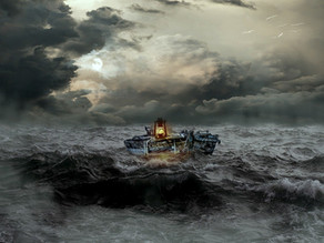 7 unbequeme Wahrheiten - warum wir wasserschöpfend in einem undichten Boot manövrierunfähig treiben