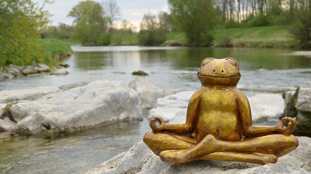 Stressbewältigung in der Natur