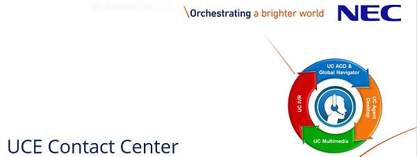 NEC ACD Contact Center