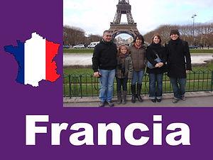 Programas de intercambio cultural Francia