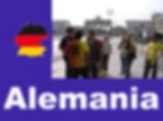 Programas de intercambio cultural Alemania