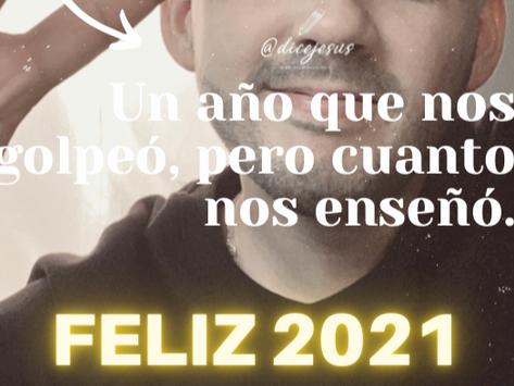 HA SIDO (Adiós a un 2020)