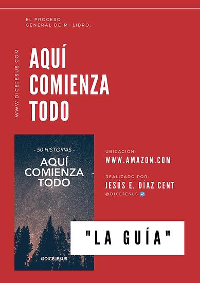 """""""LA GUÍA"""" - CREA TU LIBRO"""