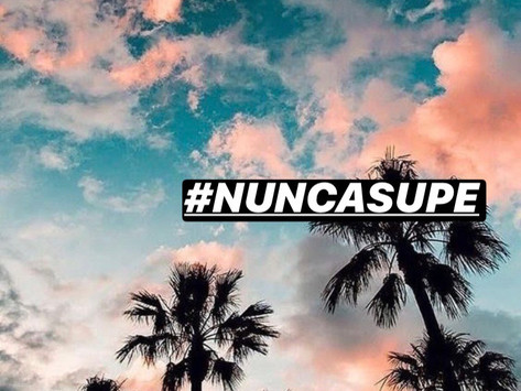 NUNCA SUPE