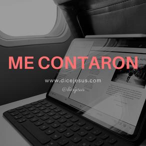ME CONTARON