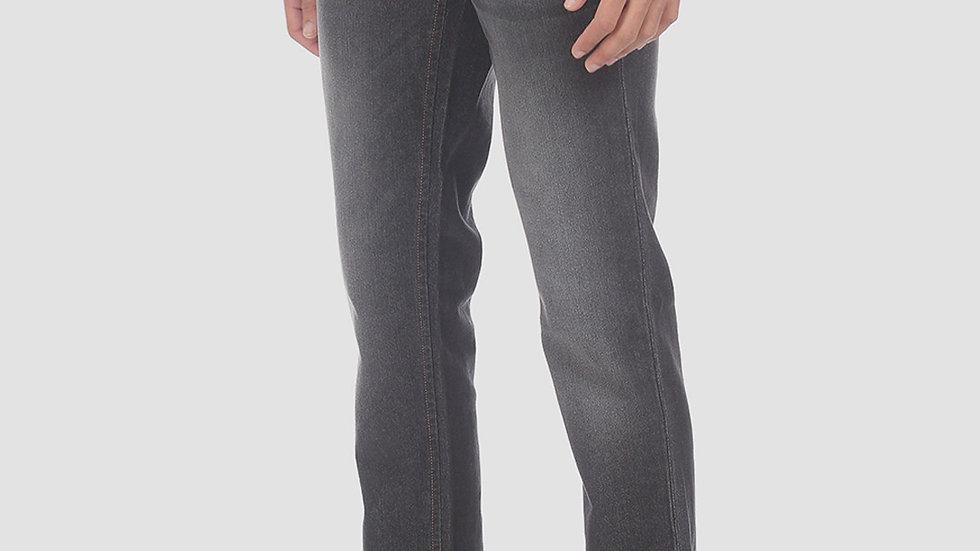 Men Grey Slim Fit Mid-Rise Clean Look Jeans