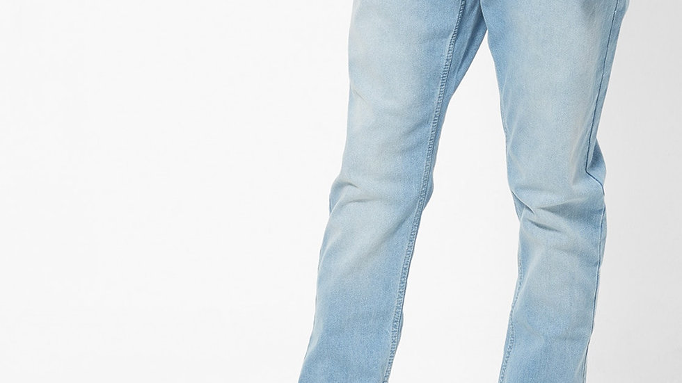 Men Mid-Rise Washed Jeans