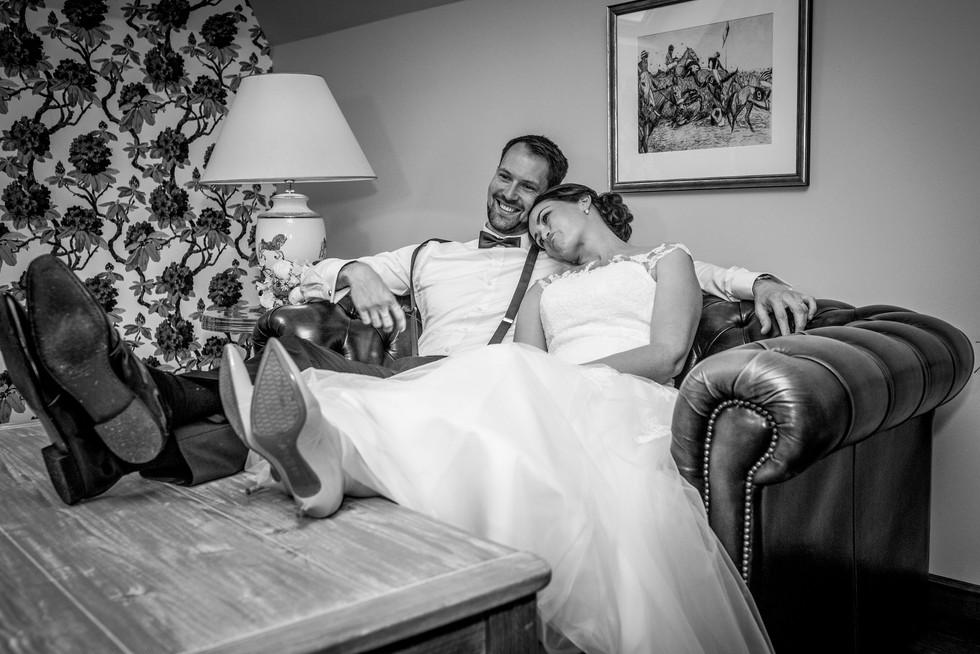 Seyme Hochzeitsfotografie portrait  Hotel Rittergut Osthoff