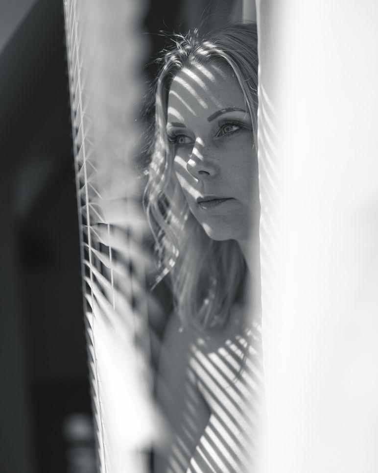 Seyme Boudoir portrait homeshooting sensual 8
