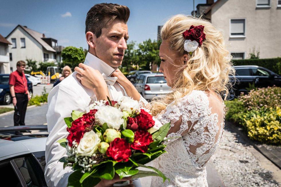 Seyme Hochzeitsfotografie portrait  Hotel Rittergut Osthoff 23