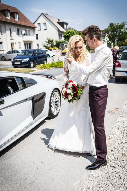 Seyme Hochzeitsfotografie portrait  Hotel Rittergut Osthoff 15