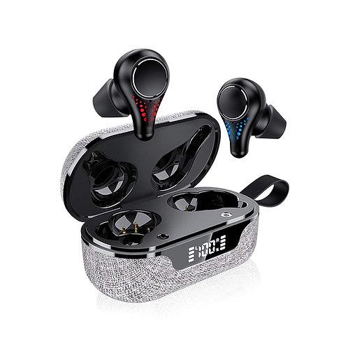 atongm.crua Earbuds Wireless Bluetooth 5.0 with Mic Bass Sound TWS Earphones