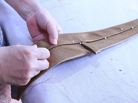 ネクタイの HAND MADE って、何が良いのでしょうか?(生地への影響編)