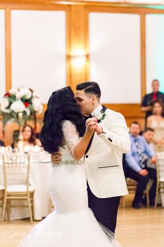 A VINTAGE AFFAIR | WEDDING RECEPTION